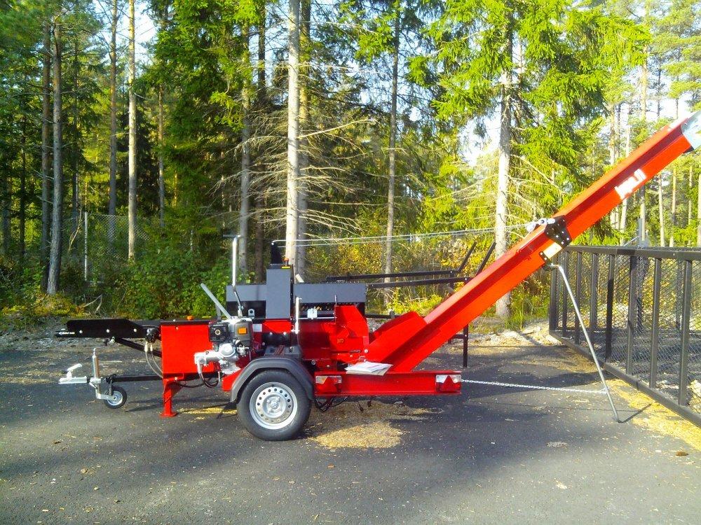 Купувам JAPA 305 BE машина за рязане и цепене на дърва / firewood processor /