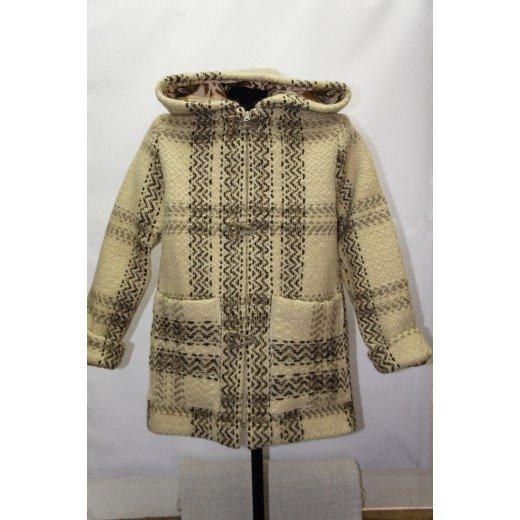 Купувам Палто с подплата - Дамско, детско, мъжко - 100% вълна