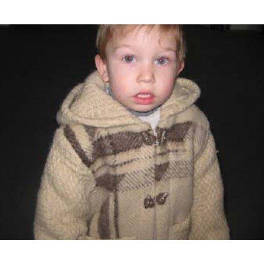 Купувам Детско палто - 100% вълна