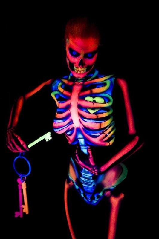 Купувам Свтеща боя за Halloween