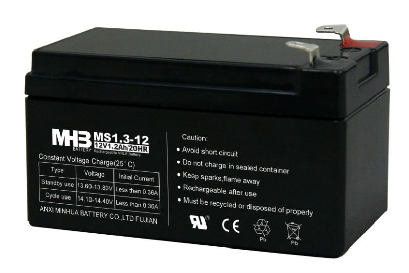 Купувам  MHB MS1.3-12 12V 1.3Ah