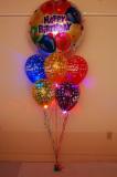 Купувам Букет от балони за рожден ден 2