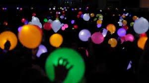 Купувам Светещи балони