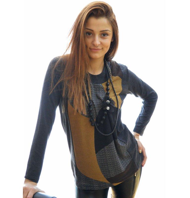 Купувам Макси блуза кашмир #19