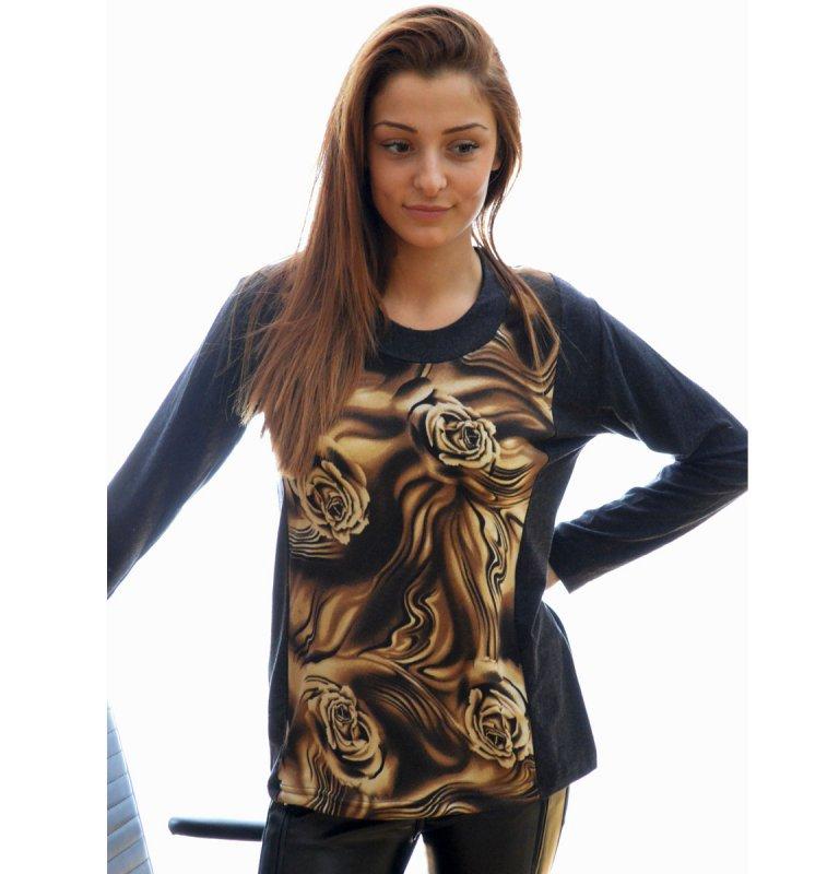 Купувам Макси блуза ангора #17