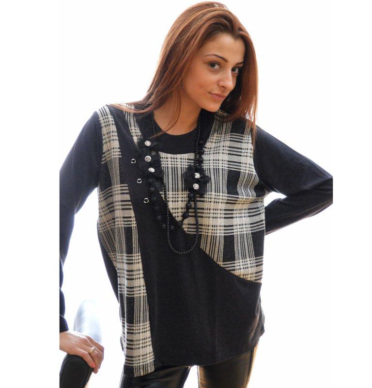 Купувам Макси блуза кашмир #22