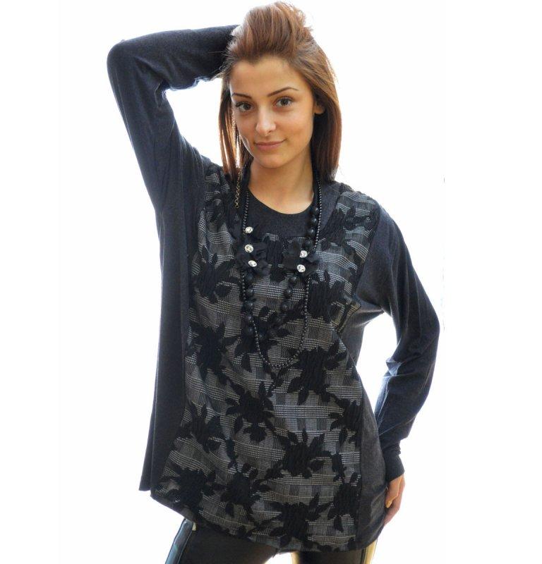 Купувам Макси блуза кашмир #20