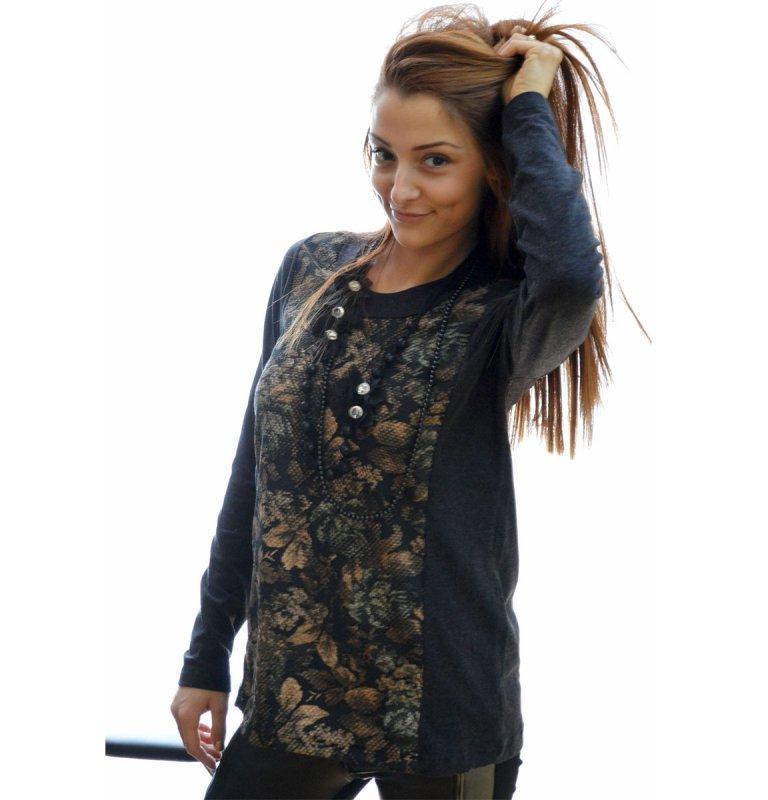 Купувам Макси блуза кашмир #18