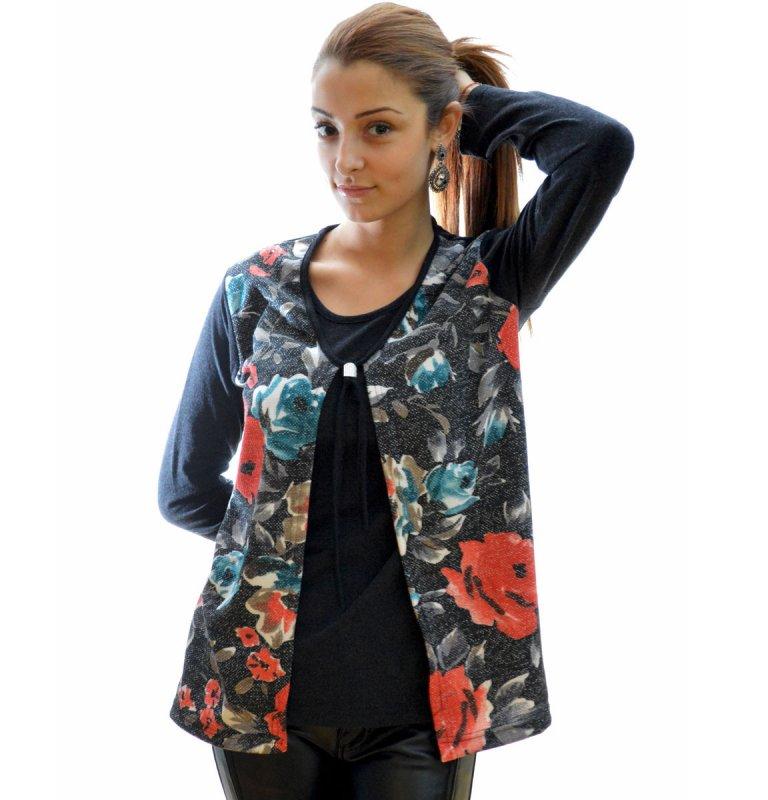 Купувам Макси блуза 2 в 1 #3