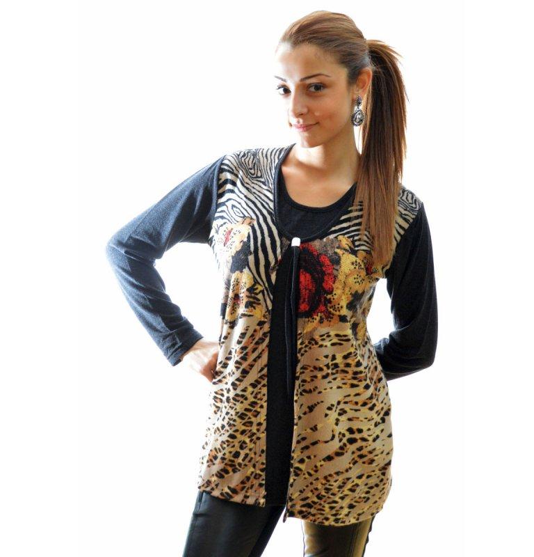 Купувам Макси блуза 2 в 1 #2
