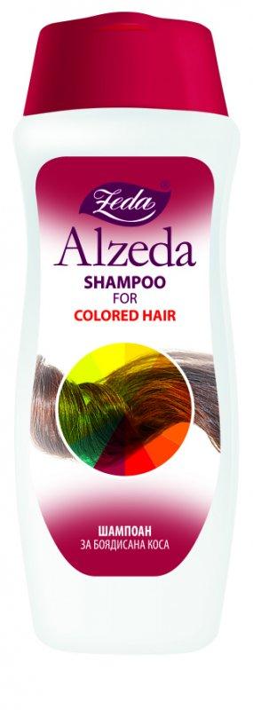 """Купувам """"Алзеда"""" - Шампоан за боядисана коса"""