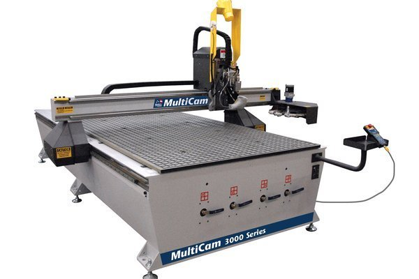 Купувам CNC Рутери Multicam