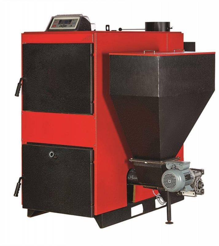 Купувам Котел на пелети и Биомаса SOWILO 145 kW Автоматично запалване Четириходов