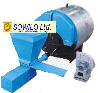 Купувам Пелетни котли SOWILO от 384-1160 kW Цилиндрични