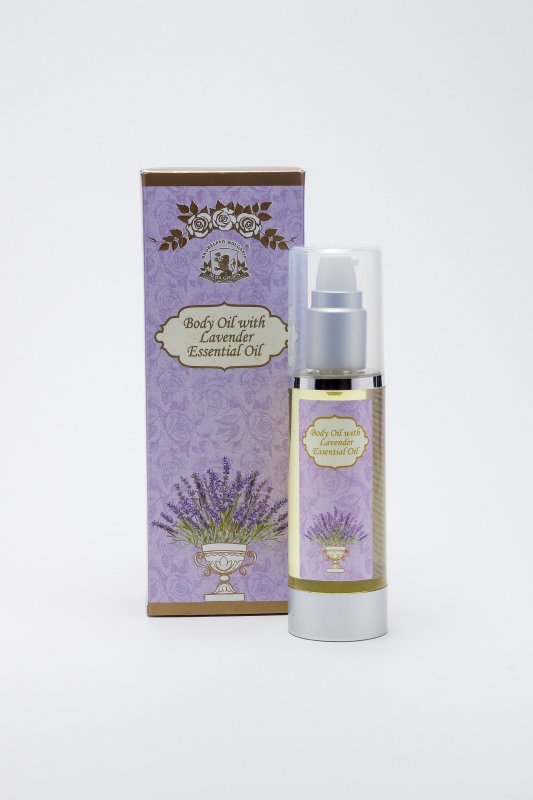 Купувам Body oil ALBA with Lavender essential oil - 50 ml
