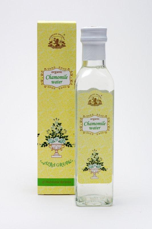 Купувам Organic Chamomile water ALBA - 250 ml