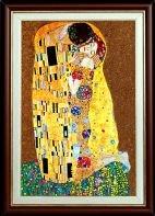 """Купувам Репродукция на Густав Климт """"Целувката"""""""