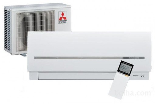 Купувам Инверторен климатик Mitsubishi Electric MSZ-SF35VE/MUZ-SF35VE