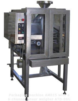 Купувам VFFS packaging machine AM009