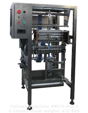 Купувам VFFS packaging machine AM014