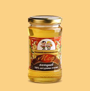 Купувам Акациев мед, 400 г