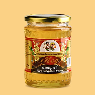 Купувам Акациев мед, 700 г
