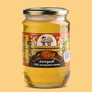 Купувам Акациев мед, 900 г