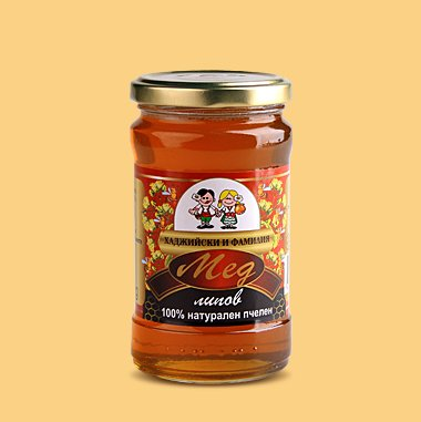 Купувам Липов мед, 400 г