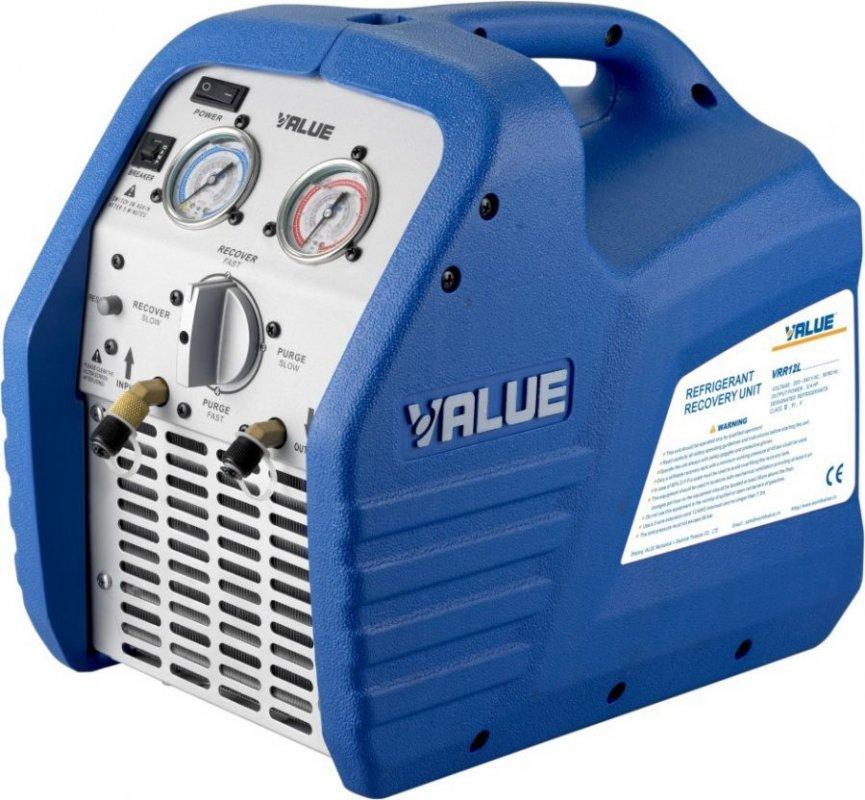 Купувам Станция за събиране и зареждане на фреон - VALUE VRR12L-OS