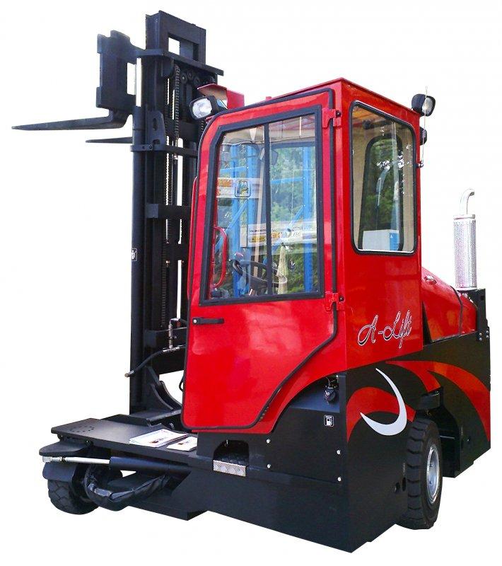 Купувам Четирипосочен мотокар Combi-lift