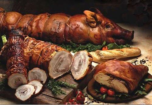 Купувам Поркета от свинско месо - истинският италиански вкус