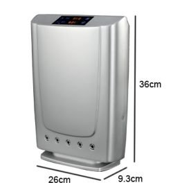 Купувам Йонизатор с озонатор от ТехноМаг