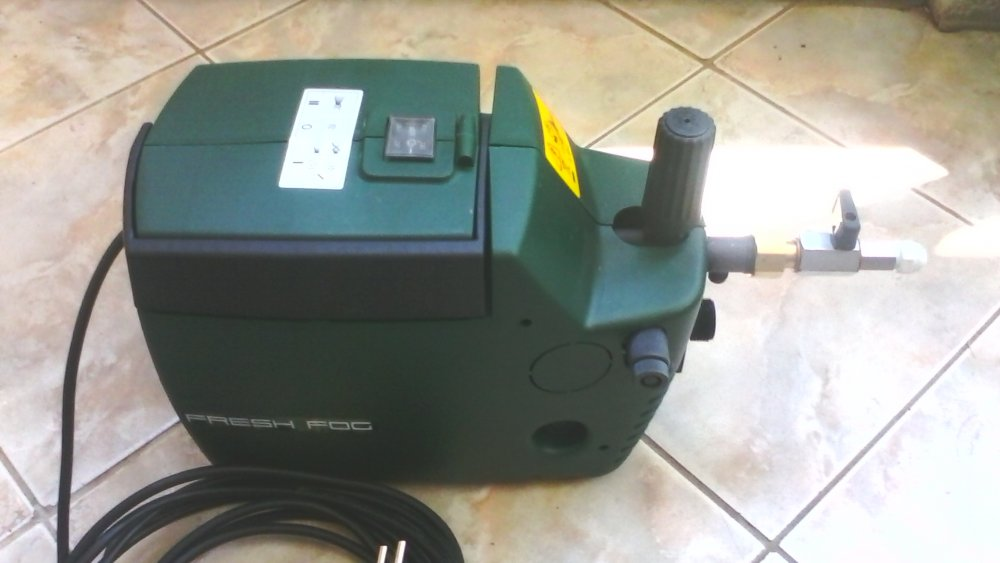 Купувам Професионална система за водна мъгла на 40 атм