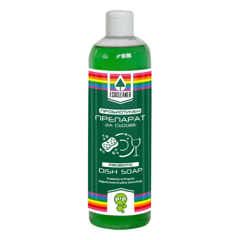 Купувам PIP Dish Soap-пробиотичен гел (веро)за домакински съдове