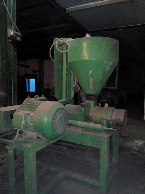 Преса за олио (Sunflower Oil Press)