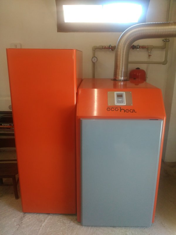 Купувам ECO HEAT BOILER 25 KW