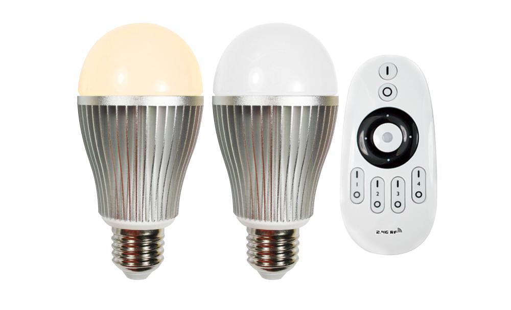 Купувам Димираща LED SMART лампа - 9W с вариращ цвят