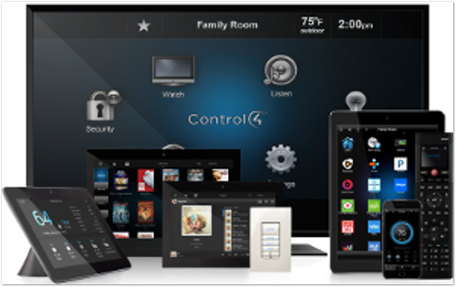 Купувам Системи за домашна автоматизация и контрол - Control4