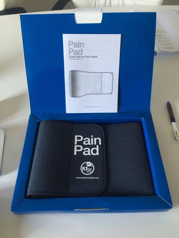 Купувам Лечебен колан (Pain Aid Pad)