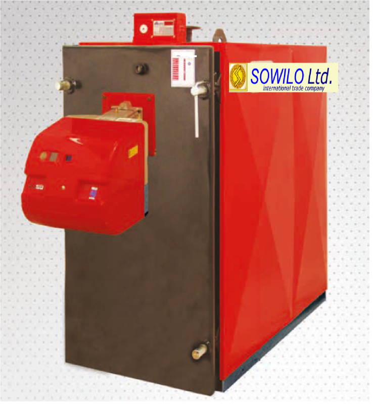 Купувам Газови нафтови котли Кондензни SOWILO 140-1163 kW