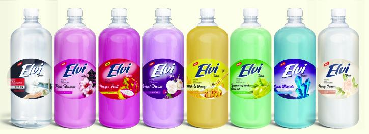 Купувам ELVI течен сапун 1000 мл