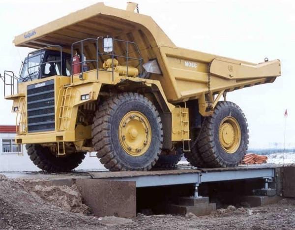 Купувам Везни за минни камиони