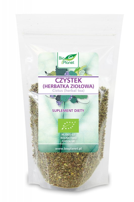 Купувам Био чай Цистус Инканус (памуклийка) 75 гр.