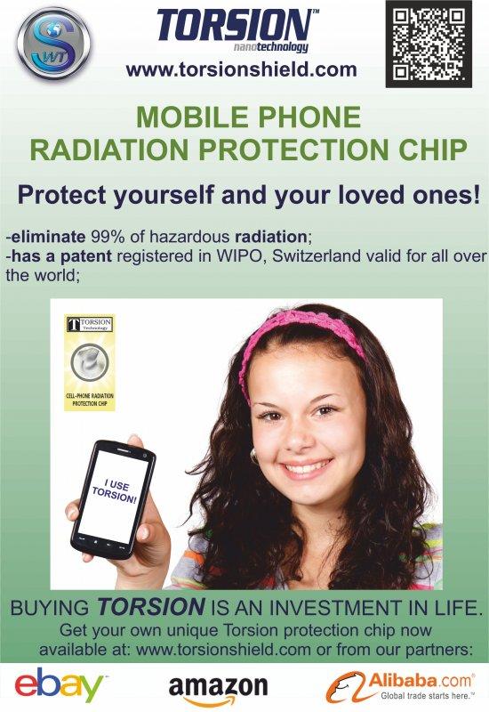 Купувам ПРОМОЦИЯ Чип EMF срещу радиационна защита за клетъчни телефони, елиминира 99% ЕМП