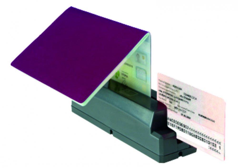 Купувам ICAO9303 OCR Четец на паспорти и лични идентификационни карти, OCR315e