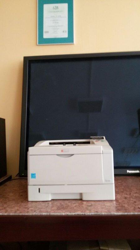 Купувам Обновен лазерен принтер Kyocera FS-1350dn (Triumph Adler LP 4230)