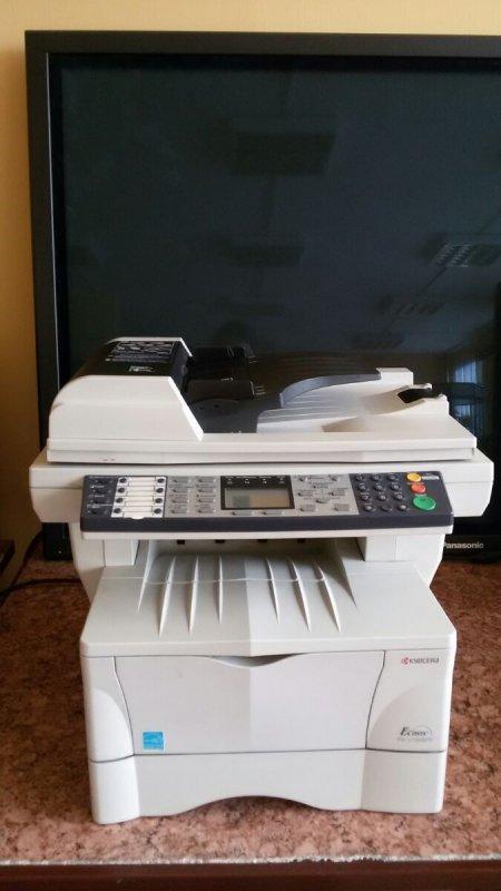 Купувам Рециклирани Мултифункционални устройства Kyocera FS-1118MFP