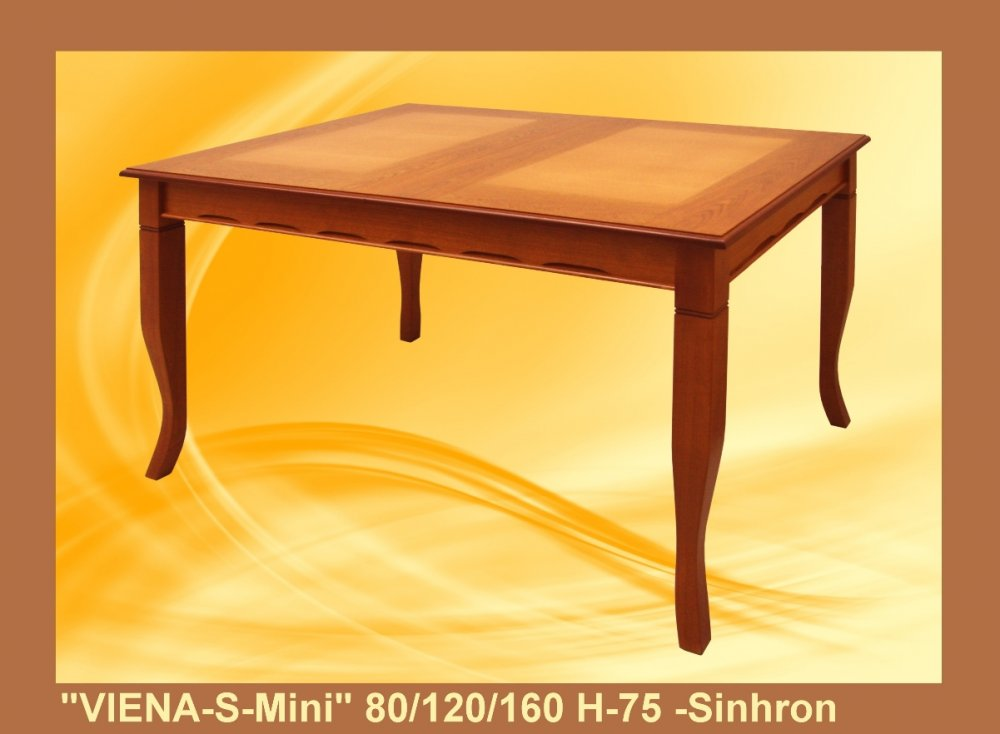 Купувам VIENA-S-mini 120x80+40 H-75 -Sinhron