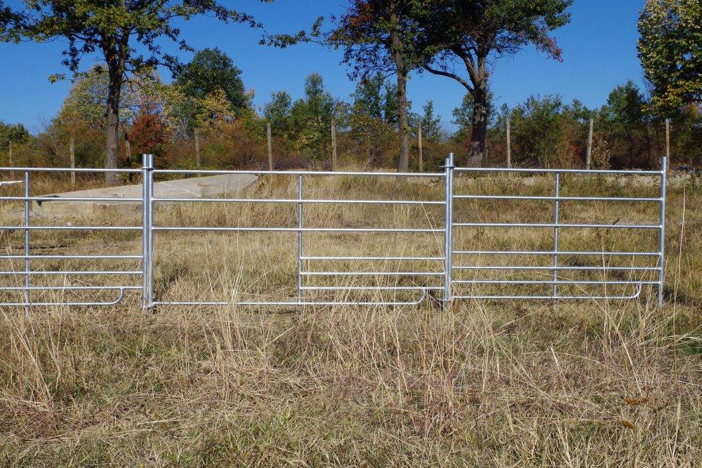 Купувам Модулна преграда за овце MZ-2 EKO - 1,80м/1,00м