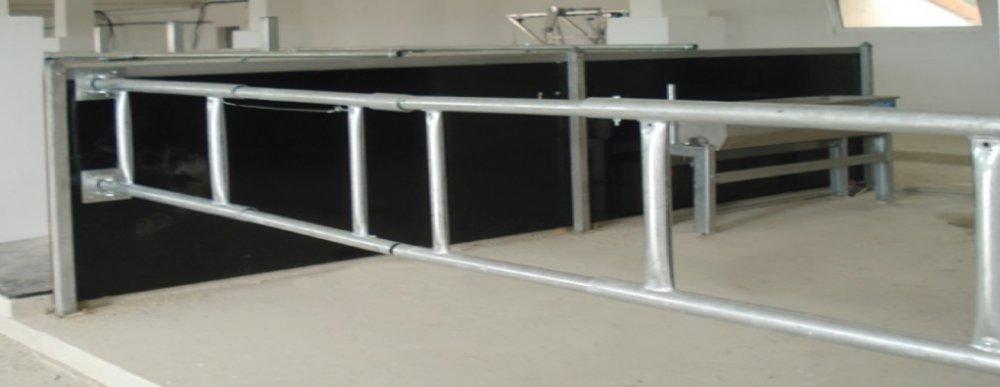 Купувам Телескопична врата за животновъдни ферми - T2-3/4M